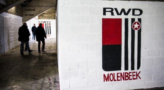 RWDM Stade Edmon Machtens - Belga Laurie Dieffembacq