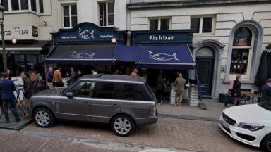 Le restaurant Mer du Nord de la place du Luxembourg ne rouvrira pas ses portes