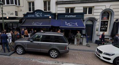 Restaurant Mer du Nord Ixelles Place du Luxembourg - Google Street View