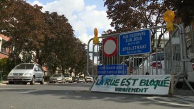 De plus en plus de rues fermées à la circulation le week-end pour être réservées aux enfants