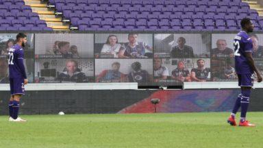 Trois joueurs et 2 membres du staff du Sporting d'Anderlecht testés positifs au Covid-19
