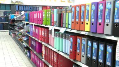 Un shopping plus tardif ou sur commande : des courses particulières s'annoncent avant la rentrée scolaire