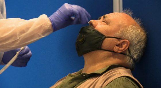 Test Dépistage Coronavirus Covid-19 Saint-Josse - Capture BX1