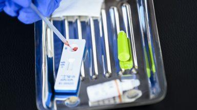 La Région bruxelloise commande 100.000 tests antigéniques : comment fonctionnent-ils ?