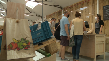 The Barn ouvre une cinquième boutique à Jette : comment expliquer le succès du bio, du local et du vrac ?