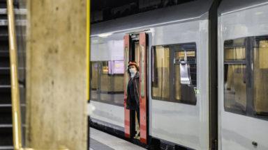 Perturbations sur le rail : un corps retrouvé à Bockstael