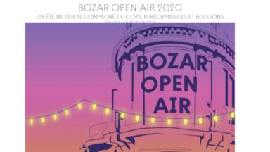 Un été indien culturel à Bruxelles dès le 5 septembre avec la troisième Bozar Open Air