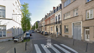 Schaerbeek : importante fuite d'eau rue des Coteaux