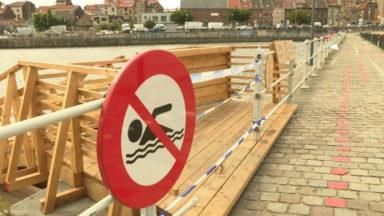 Anderlecht : l'enfant repêché dans le canal est décédé