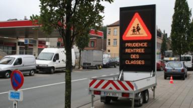 Bruxelles Mobilité sensibilise aux bons comportements à adopter pour la rentrée scolaire