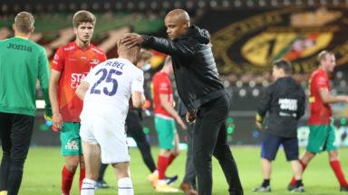 Foot : le RSCA remonte un retard de deux buts à Ostende (2-2)