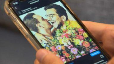 Instagram juge une photo de deux hommes inappropriée