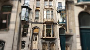 Ixelles : l'une des maisons d'Ernest Blerot va être restaurée