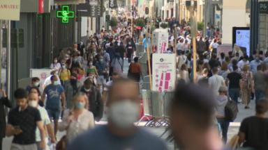 Coronavirus : la Belgique détient désormais le plus haut taux de contaminations d'Europe