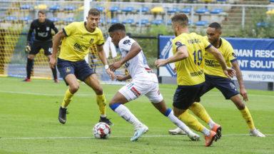 Match nul entre l'Union Saint-Gilloise et Westerlo (0-0)