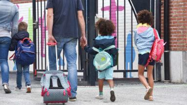 Ecoles et classes fermées pour cause de covid : où en est-on aujourd'hui ?