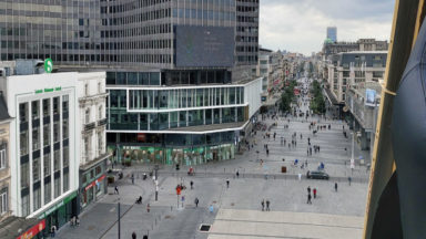 Les travaux du boulevard du centre seront terminés pour les Plaisirs d'hiver