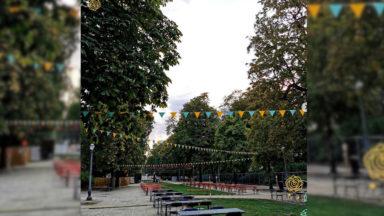 Journée sans voiture : le Bucolic Brussels dans le parc Royal est annulé
