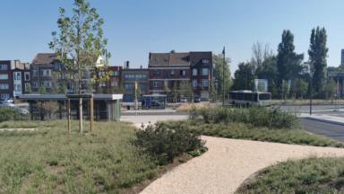 Plus d'un million d'euros alloué à la déminéralisation de l'espace public en 2020