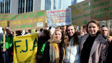 Grève mondiale pour le climat : une action prévue à 15h sur la place de la Monnaie à Bruxelles