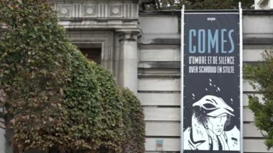 Une exposition consacre l'auteur de bande dessinée Didier Comès au musée Belvue