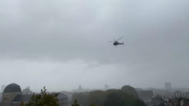 Trois personnes sous mandat d'arrêt après le détournement d'un hélicoptère