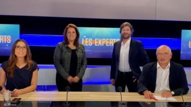 Stéphane Roberti et Véronique Lefrancq face aux Experts ce samedi sur BX1