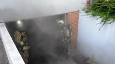 Uccle : la surchauffe d'un gyropode cause un incendie dans un garage