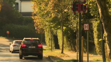 Des comptages des flux automobiles réalisés dans et autour du Bois de la Cambre