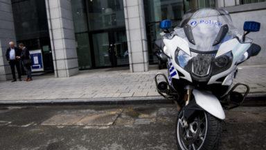 Un aspirant agent de sécurité victime d'un vol violent à Anderlecht