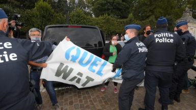 Extinction Rebellion ouvre sa deuxième semaine de mobilisation avec 7 arrestations