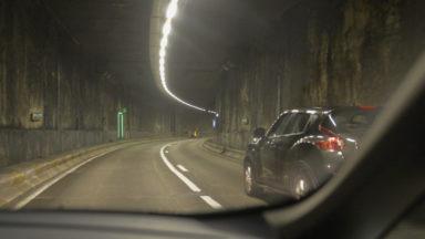 L'entrée et la sortie Sainctelette du tunnel Léopold II fermées à la circulation