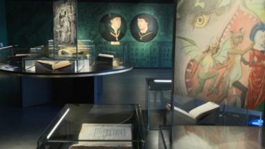 A la Bibliothèque royale, la librairie des ducs de Bourgogne se dévoile au public