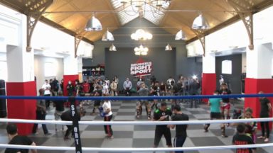 Palais du Midi : le quadruple champion du monde Youssef Boughanem ouvre sa propre école de boxe thaï