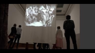 """À Bozar : l'inauguration de l'exposition """"Danser Brut"""""""