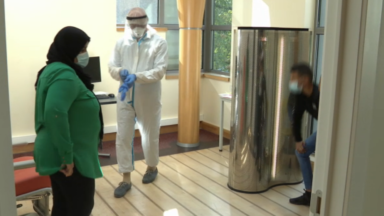 La Clinique Saint-Jean ouvre un nouveau centre de tests pour le Covid-19