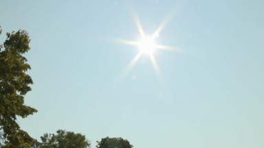 Météo : du soleil et jusqu'à 25 degrés ce jeudi et une fin de semaine ensoleillée