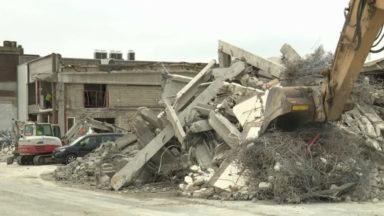 Haren : premiers coups de pelle du chantier NorthCity