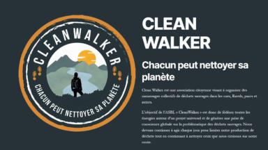 250 personnes attendues pour la première Clean Walk de 2020 ce dimanche à Bruxelles