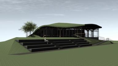 Accord entre la commune d'Anderlecht et l'Amicale pour la construction d'un club-house