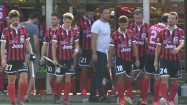 Hockey : le Daring manque d'efficacité face à l'Antwerp (1-5)