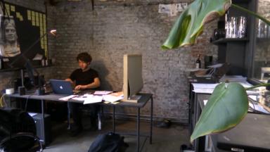 Hors Cadre : rencontre avec le designer Pierre-Emmanuel Vandeputte