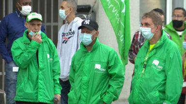 Le secteur non-marchand en grève ce vendredi à Bruxelles
