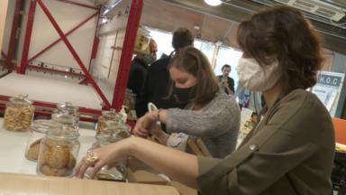 Saint-Gilles : Hub.Brussels ouvre une nouvelle auberge espagnole au Tri postal
