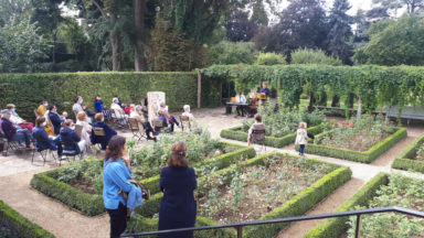"""""""Rendez-vous au jardin"""" à Uccle : à la découverte des espaces verts et des jardins privés"""