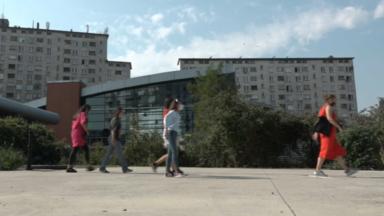 Molenwest, nouvel espace public à Molenbeek