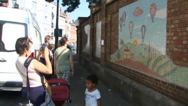 Journées du Patrimoine : à la découverte du parcours mosaïque d'Anderlecht