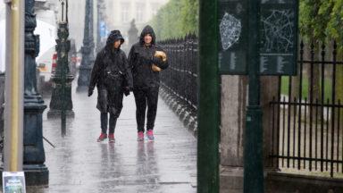 Météo : le parapluie de rigueur toute la semaine