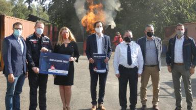 """""""Fermez la porte !"""" : une nouvelle campagne nationale de prévention incendie"""