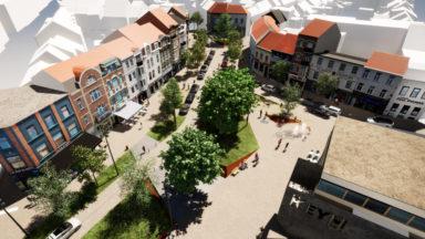 Watermael-Boitsfort : découvrez le nouveau projet de réaménagement de la place Keym